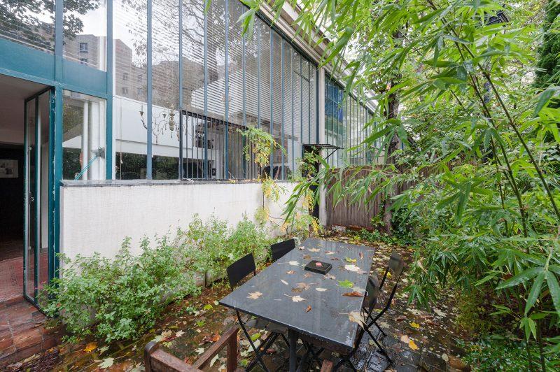 Loft avec jardin à Paris Montparnasse