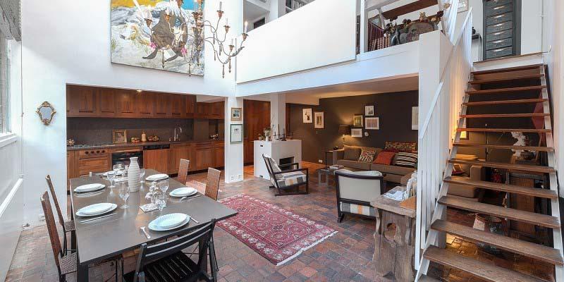 notre loft blog d co id es d co et photos de lofts. Black Bedroom Furniture Sets. Home Design Ideas