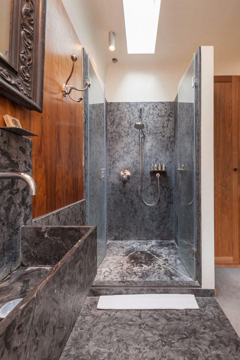 Douche du loft