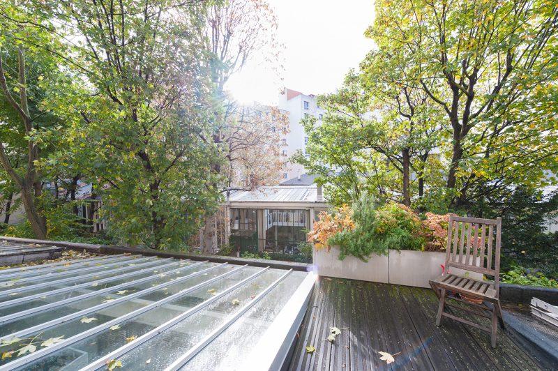 Loft avec terrasse à Paris