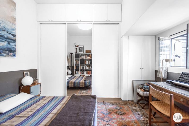 loft industriel la d co vintage ivry sur seine. Black Bedroom Furniture Sets. Home Design Ideas