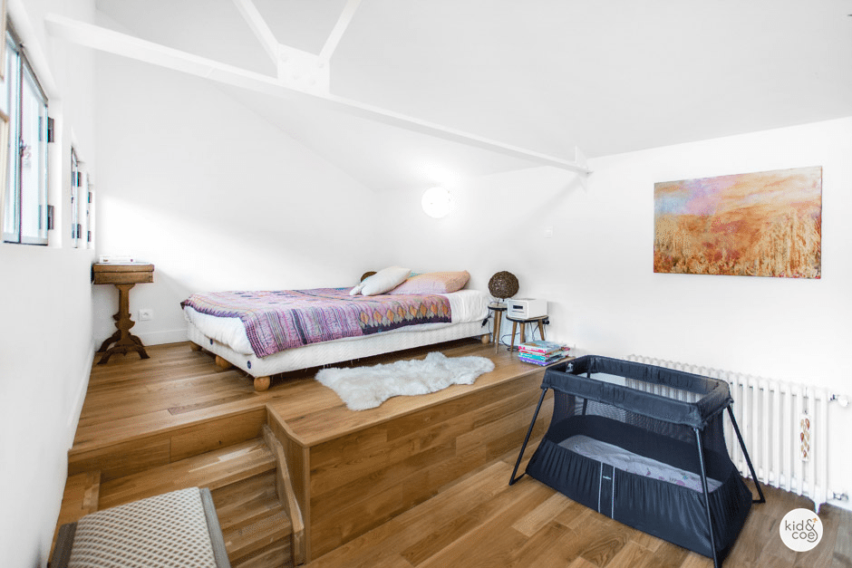 loft industriel ivry sur seine. Black Bedroom Furniture Sets. Home Design Ideas
