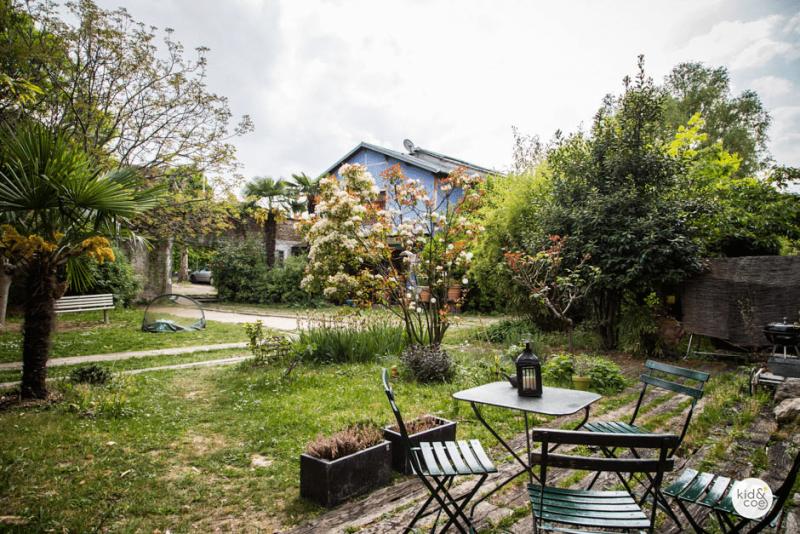 Loft avec jardin à Ivry-sur-Seine