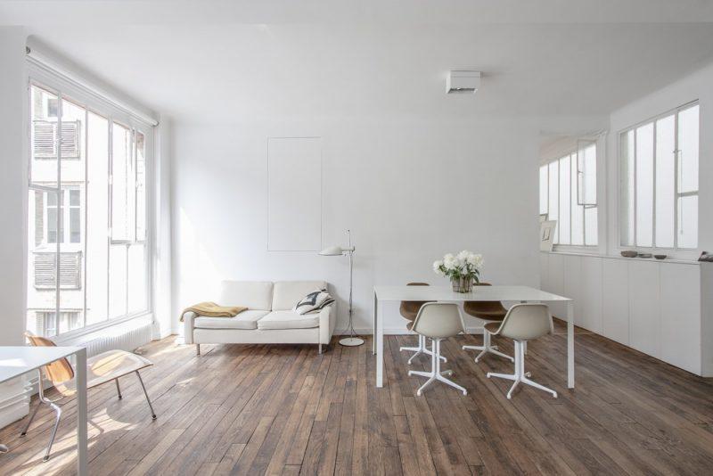 Petit loft à vendre à Paris