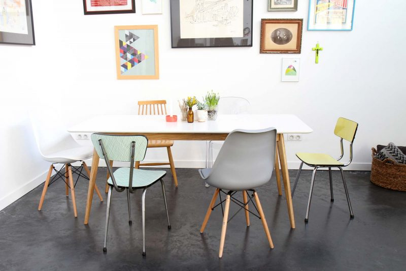 Comment cr er une d co scandinave - Table style nordique ...