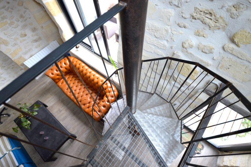 Loft Tizac-de-curton