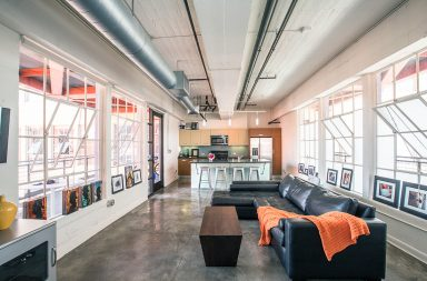 Loft los angeles loft atelier plateau surface for Atelier loft a louer
