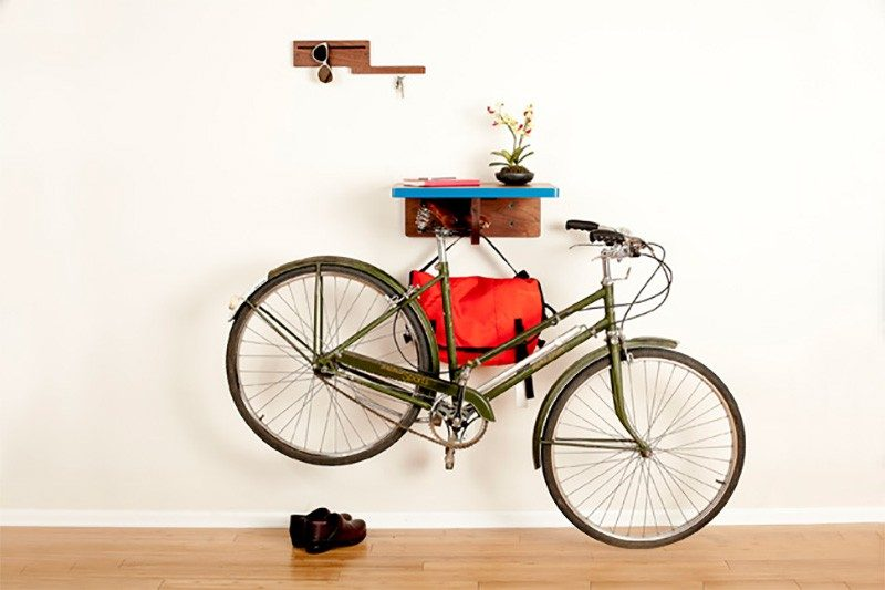 Porte vélo Etsy
