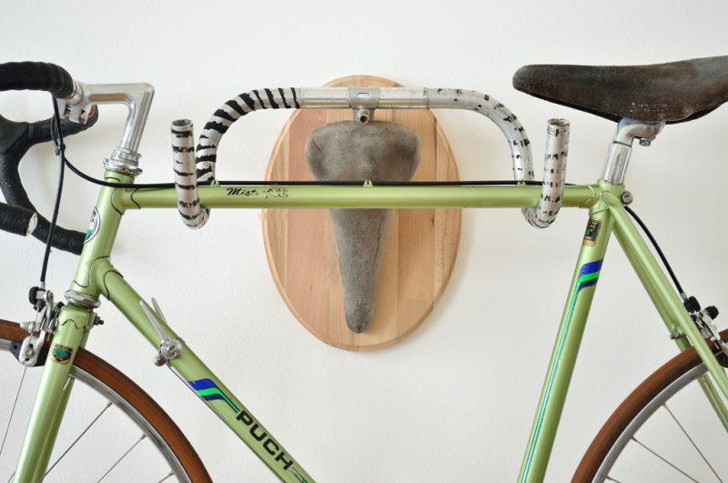 Porte vélo DIY
