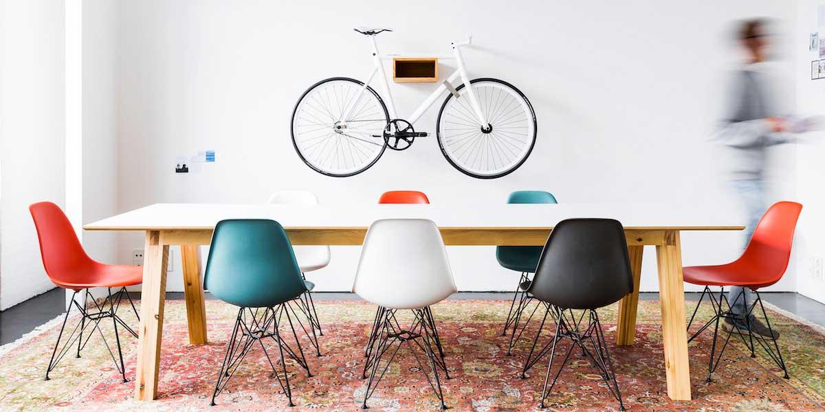 Porte vélo mural et support : 23 idées déco