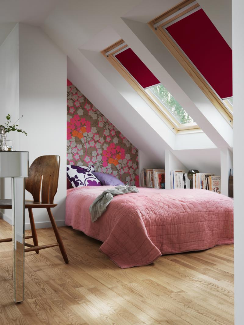 velux lumi re ou noir absolu pour un sommeil parfait. Black Bedroom Furniture Sets. Home Design Ideas