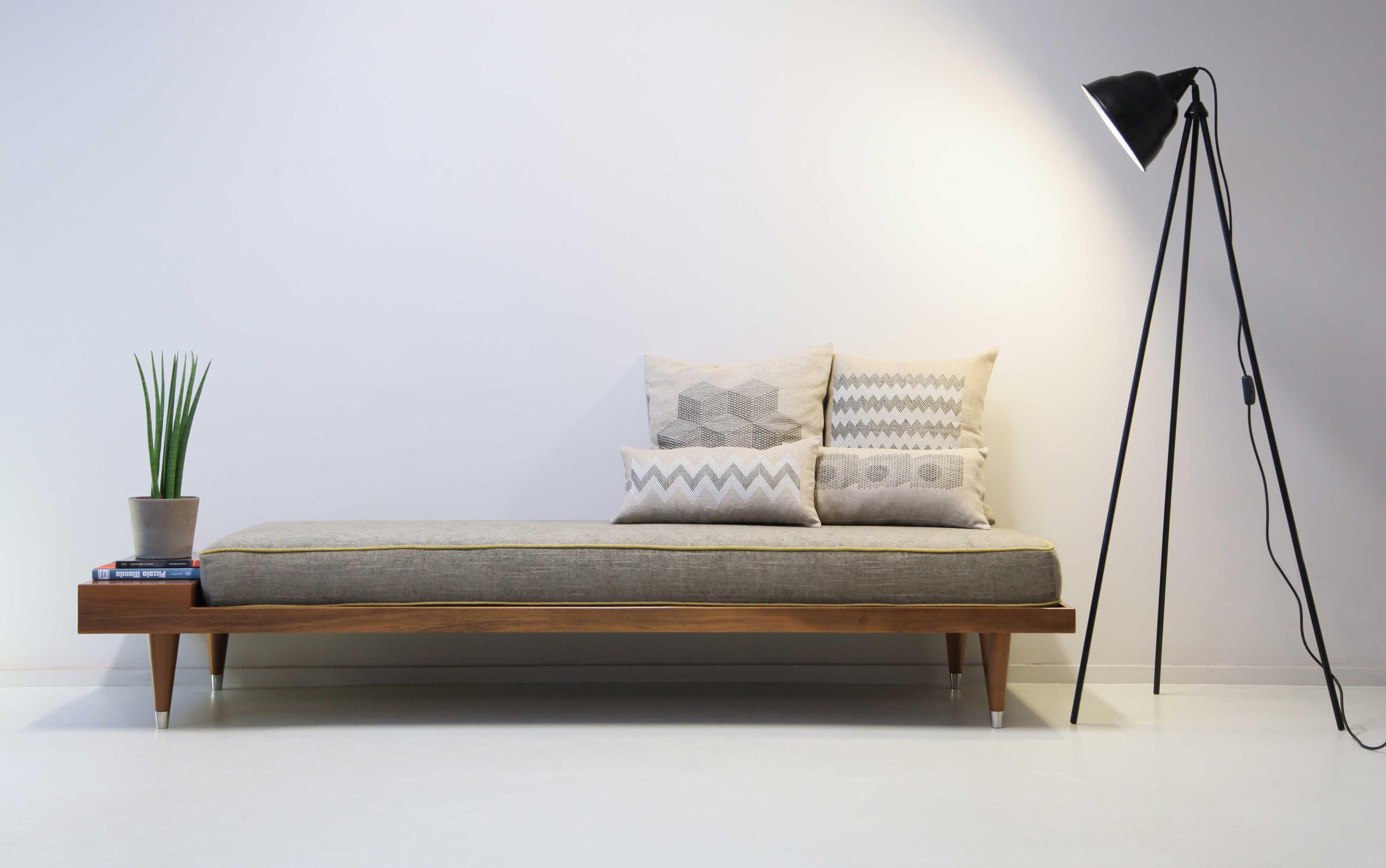 Kann design, mobilier d'inspiration fifties