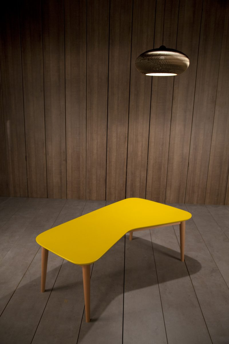 Table basse Kann design