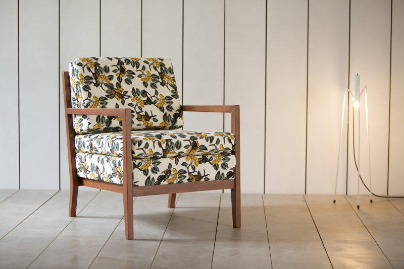 Fauteuil Kann design