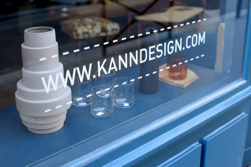 Magasin Kann design Paris