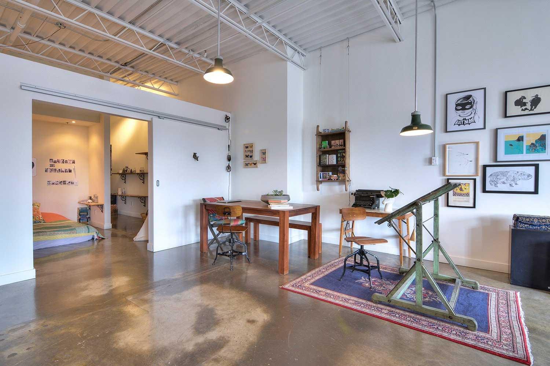 Loft de 180 m vendre montr al - Atelier a vendre montreal ...