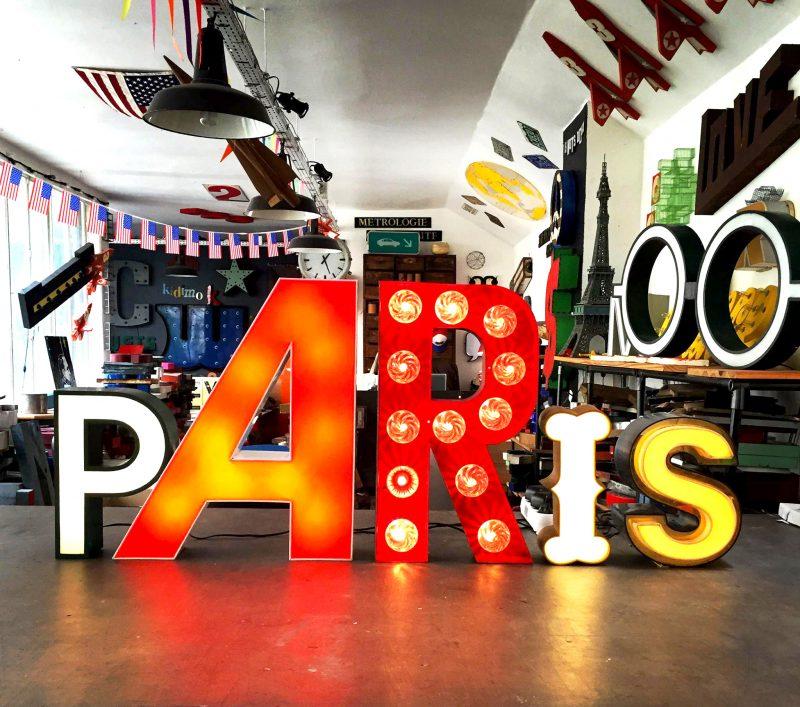 Paris en déco