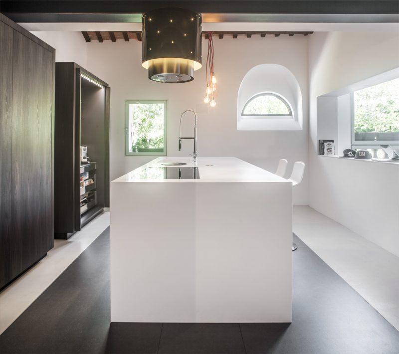 Loft de 280 m pieve di soligo en italie for Marques de cuisines equipees italiennes