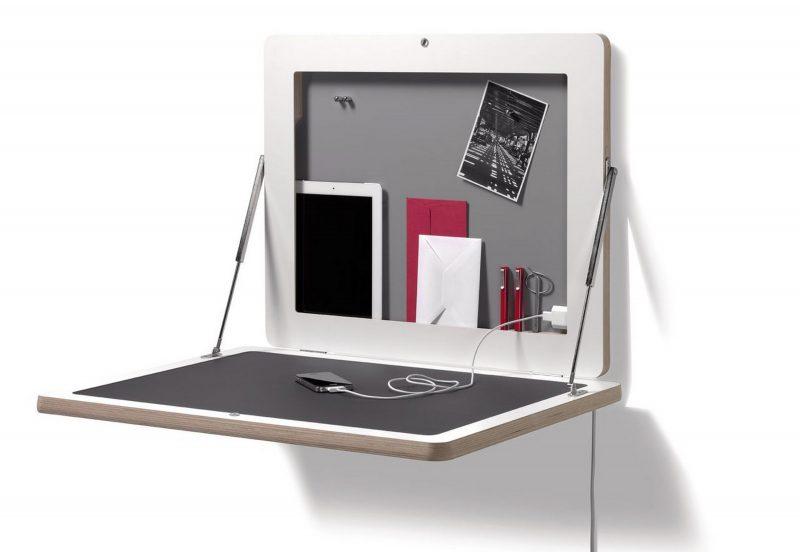 Bureau pour optimiser un petit espace