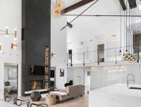 Église transformée en loft de 510 m²