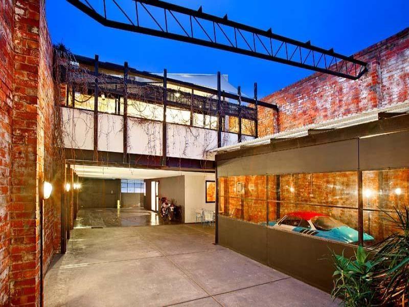 Loft avec cour intérieure