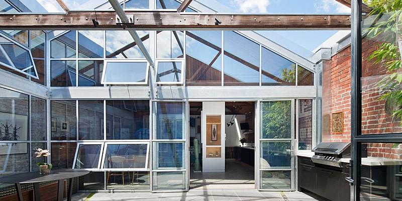Loft avec patio à Melbourne