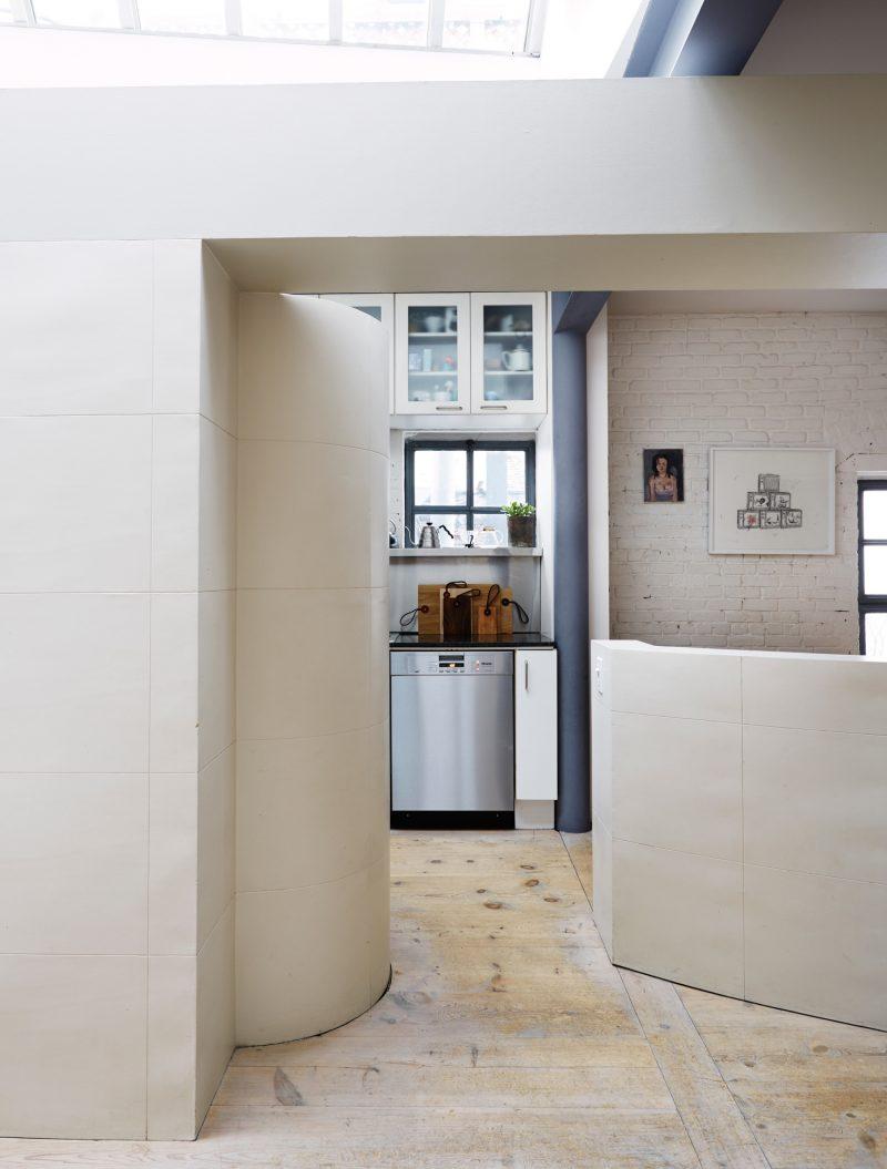 Loft vintage et scandinave à New York