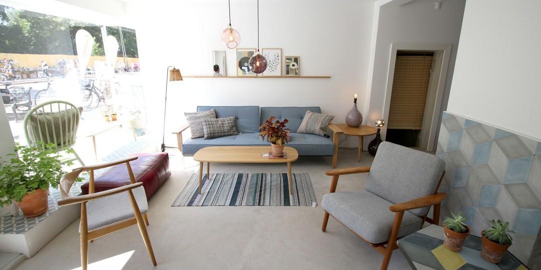 Nova Møbler, boutique de mobilier à Copenhague