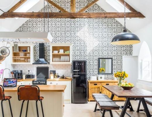 18 id es de douche pour votre loft - Rehabilitar casa antigua ...