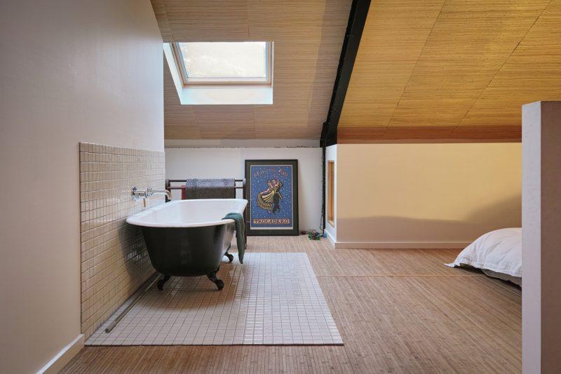 Loft à Lyttelton par Mc Architecture Studio