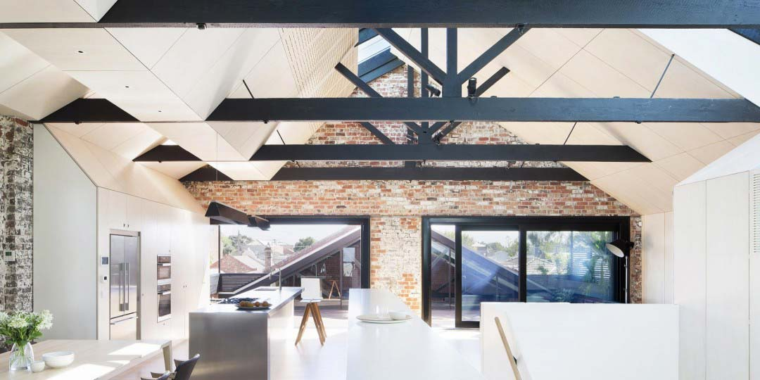 The Water Factory par Andrew Simpson Architects