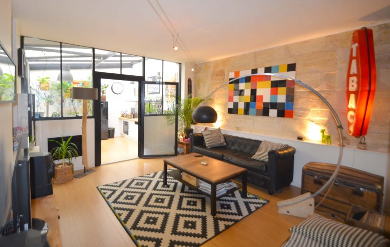 Le loft d 39 arnaud bordeaux - Atelier loft bordeaux ...