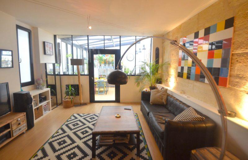 Petit loft à Bordeaux