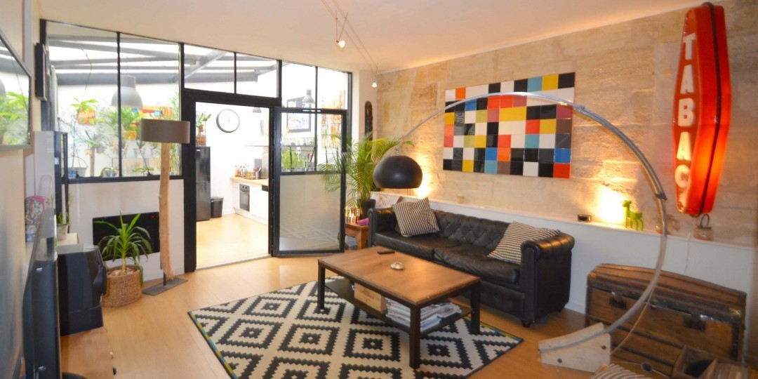 Notre loft blog d co id es d co et photos de lofts - Ateliers et lofts bordeaux ...