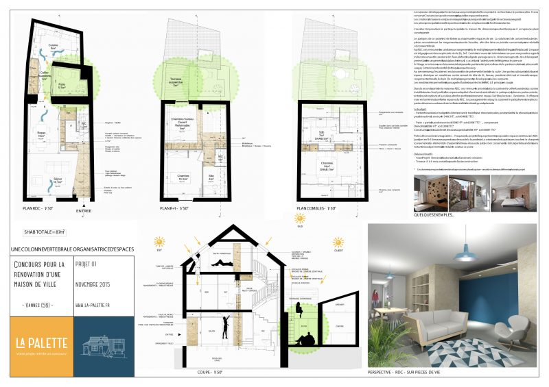 la palette vous aide trouver votre architecte. Black Bedroom Furniture Sets. Home Design Ideas