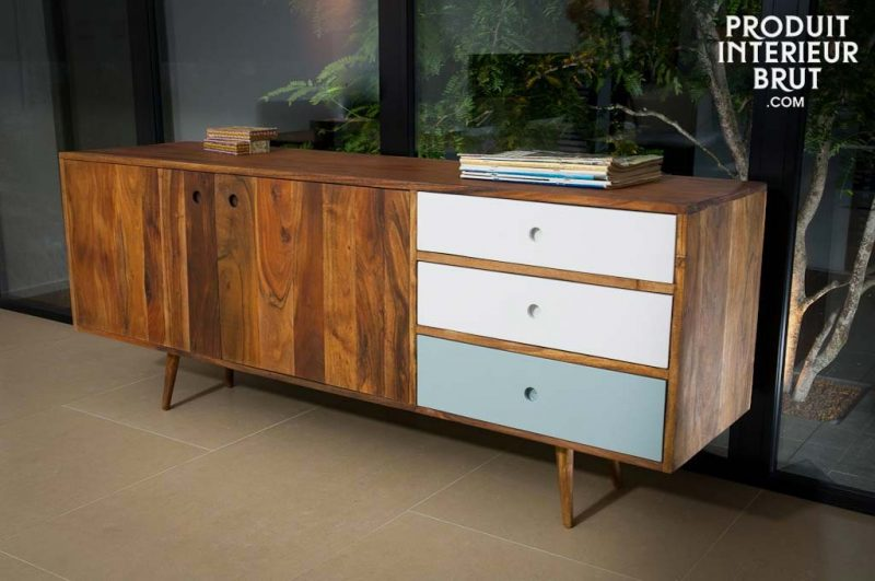 49 id es d co de buffet et commode for Meuble scandinave