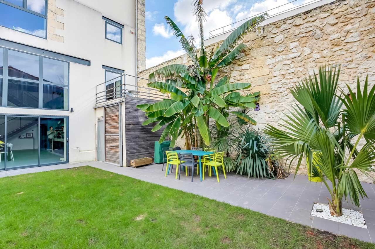 Loft avec jardin bordeaux - Lofts et associes bordeaux ...