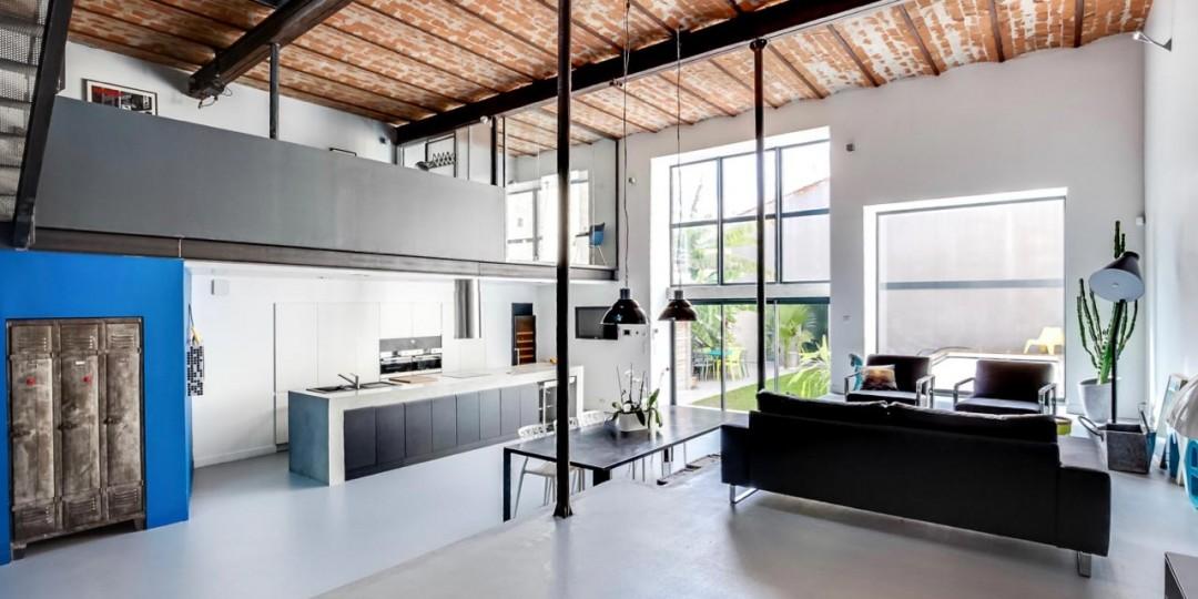 Photos de lofts et ateliers de styles industriel moderne ou vintage - Ateliers et lofts bordeaux ...