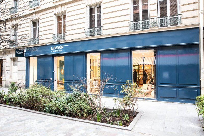 Magasin La Redoute Intérieurs Paris