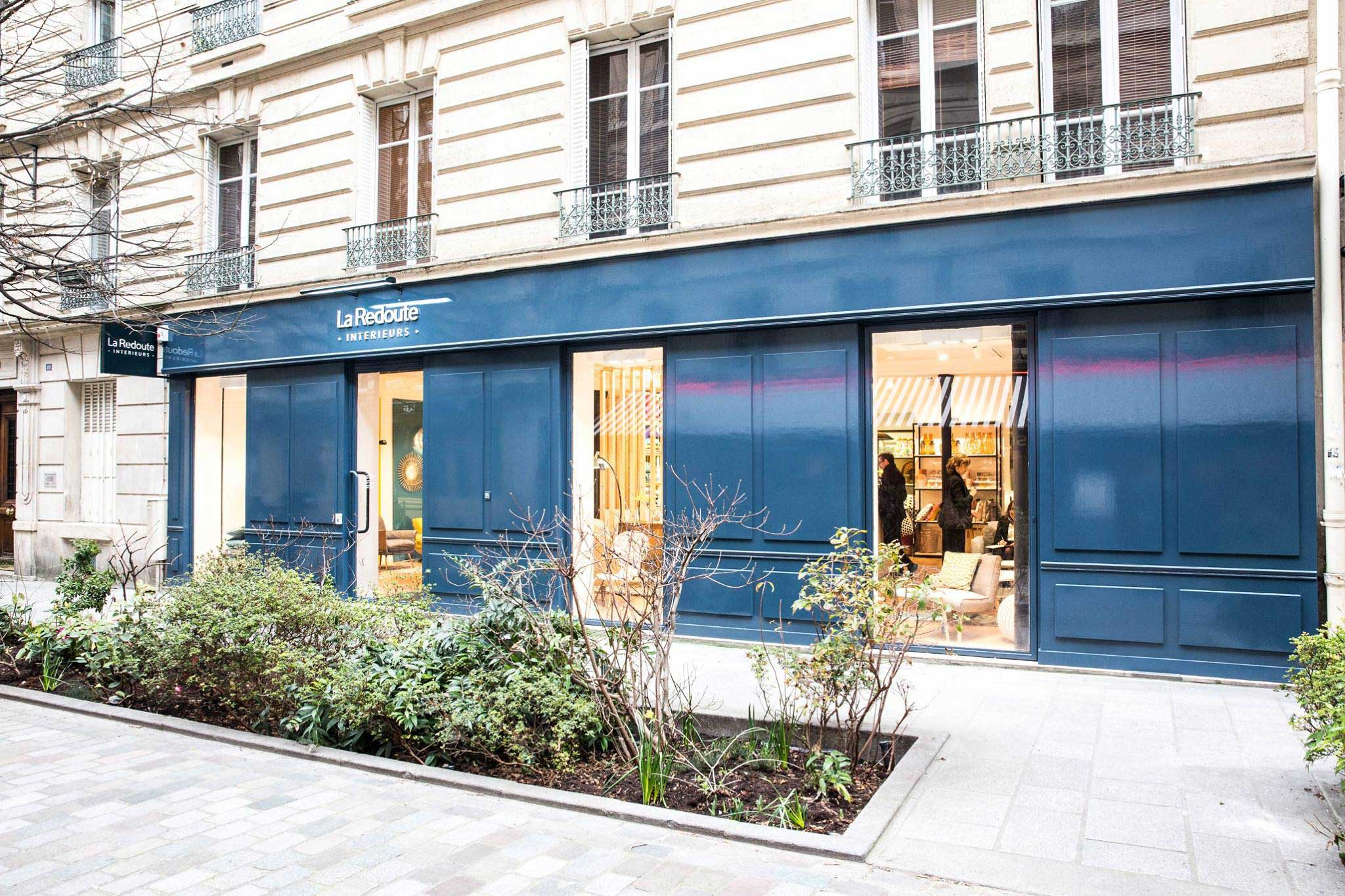 Magasin la redoute int rieurs paris - La redoute paris boutique ...