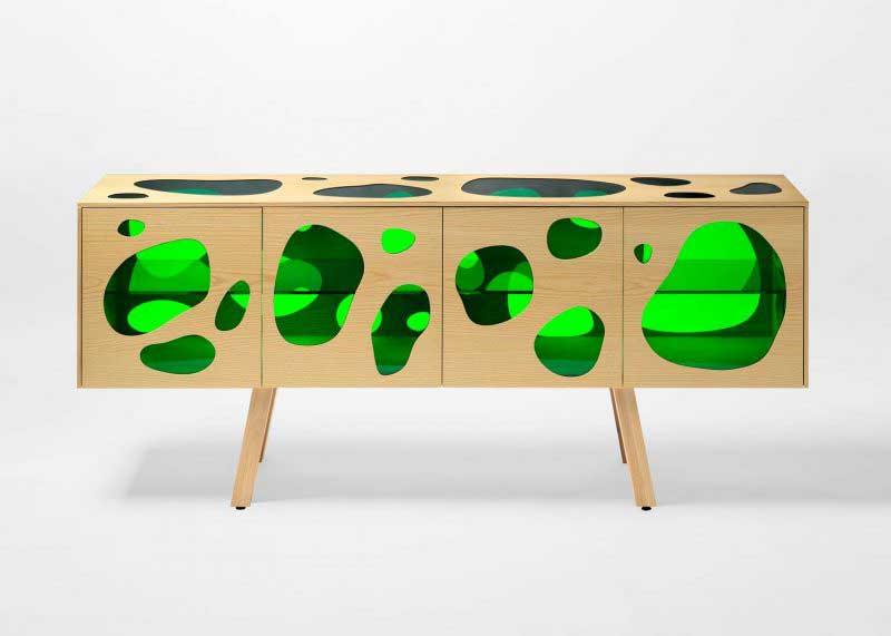Buffet Aquário BD Barcelona Design