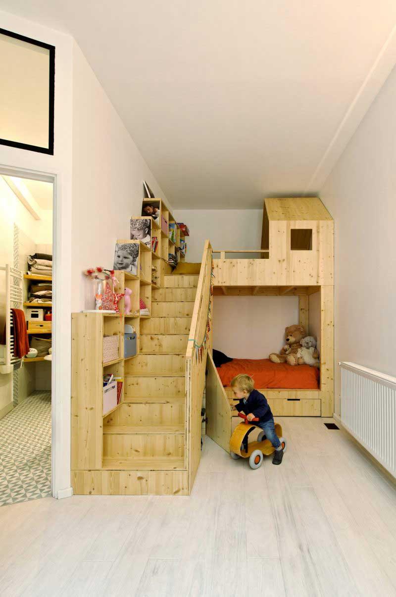 Loft dans un ancien atelier à Paris