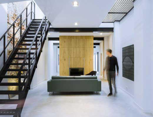 Loft 64 par EVA architecten