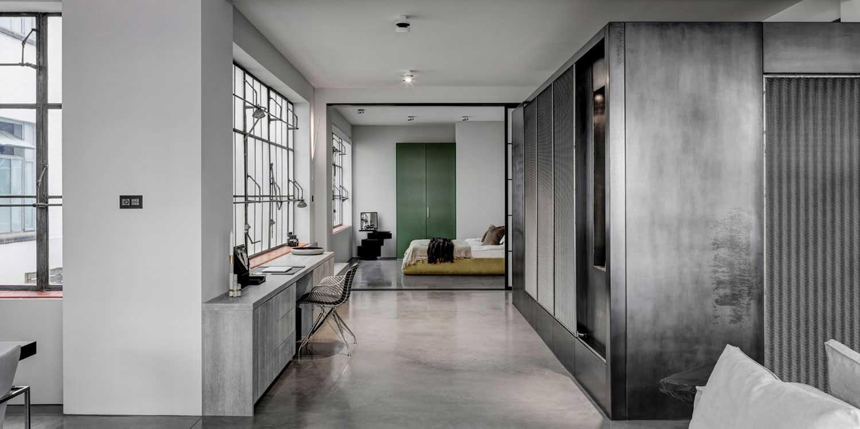 Best chambre loft vintage lyon gallery design trends for Chambre d hote lyon