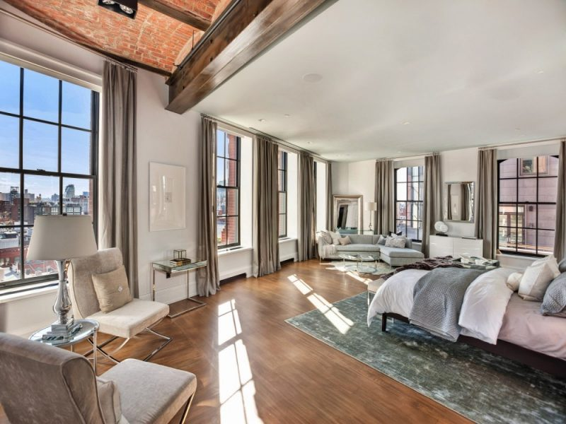 loft de luxe new york. Black Bedroom Furniture Sets. Home Design Ideas