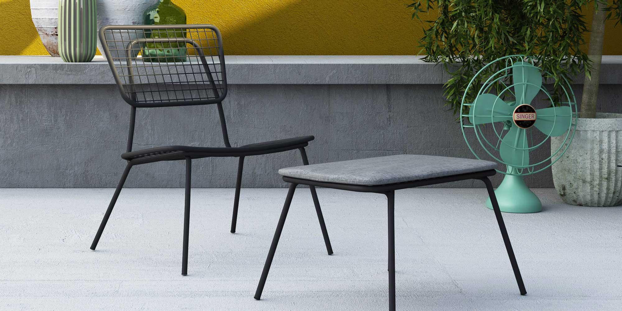 Oplà : mobilier outdoor par Imperial Line