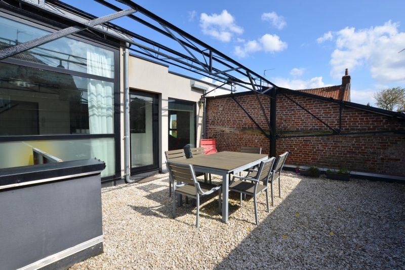 Loft avec terrasse à Wambrechies