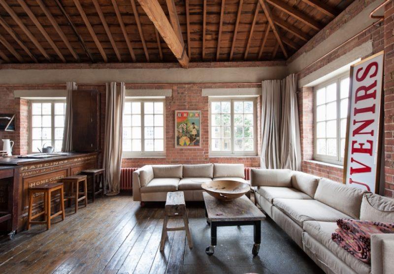 Loft la d co maison de famille - Decoration maison de famille ...