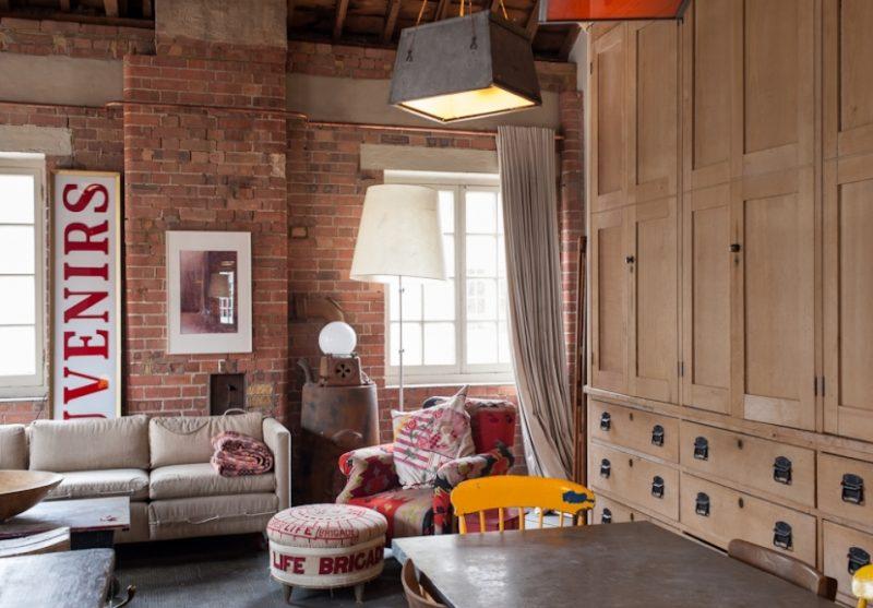 loft la d co maison de famille. Black Bedroom Furniture Sets. Home Design Ideas