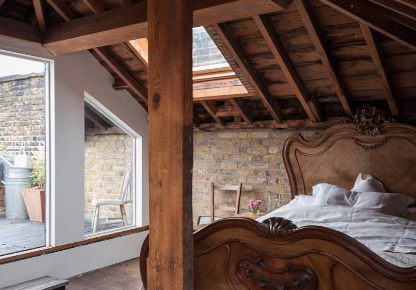 deco maison rustique cuisine moderne maison rustique with deco maison rustique trendy touche. Black Bedroom Furniture Sets. Home Design Ideas